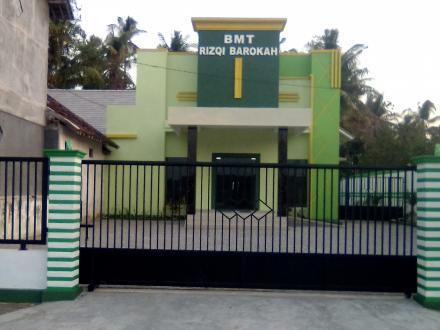 Gedung Baru BMT RIZKI BAROKAH