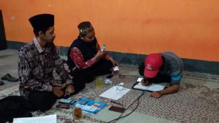 Regenerasi Kepengurusan Karang Taruna Karya Muda Desa Gadingharjo