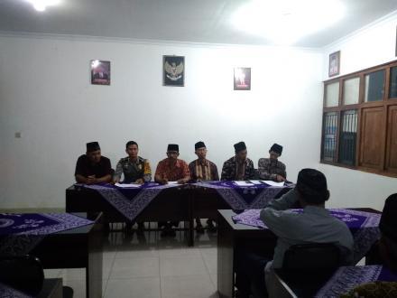 Sosialisasi Pengisian Lowongan Pamong Desa Formasi Dukuh Merten
