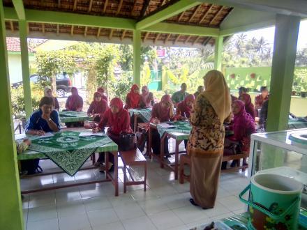 SD 2 Gadingharjo Sebagai Study Banding LSS periode 2019 Tingkat Kabupaten.