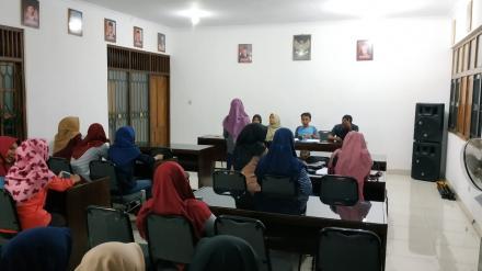 Pertemuan Perdana Karang Taruna Karya Muda Gadingharjo