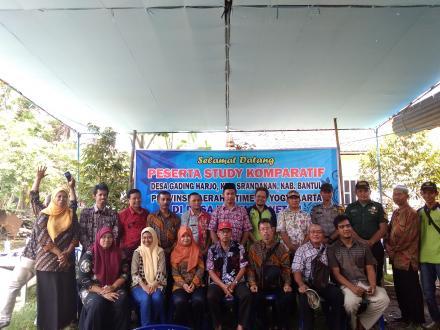 Studi Komparatif Pemerintah Desa Gadingharjo ke Desa Wlahar Wetan Banyumas